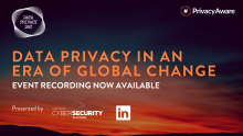 Data Privacy Day sessions are now available to view on StaySafeOnline.org including theData Privacy in an Era of Global Change webinar at https://staysafeonline.org/resource/data-privacy-day-2021/.
